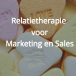 Relatietherapie voor Marketing en Sales